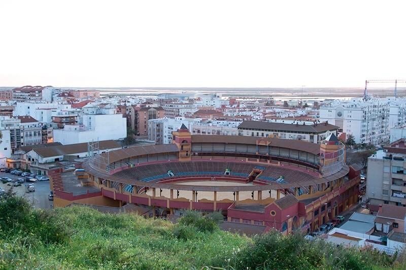 Plaza de Toros clara