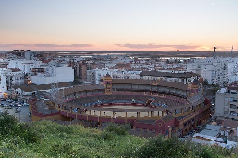 Plaza de Toros compuesta