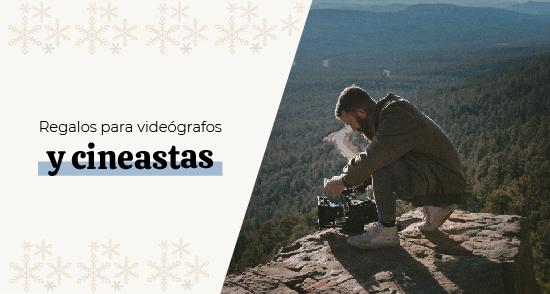 Hacer un regalo perfecto: Videógrafo y cineasta