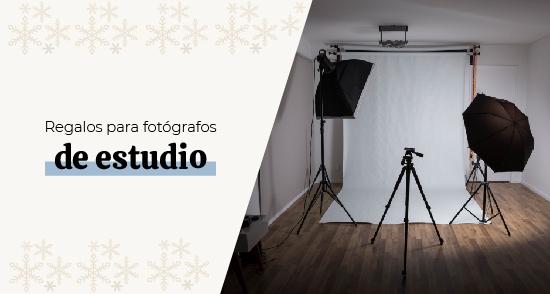 Hacer un regalo perfecto: Fotógrafo de estudio