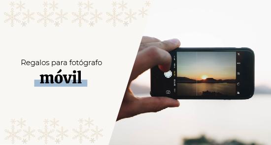 Fotógrafo móvil