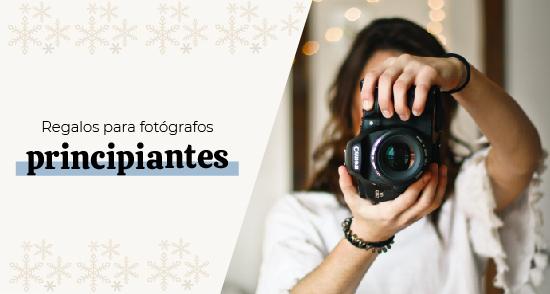 Hacer un regalo perfecto: Fotógrafo principiante
