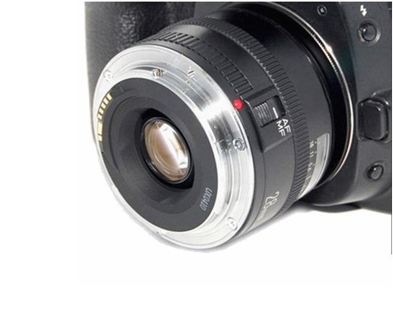 Tubo de extensión como regalo para fotógrafo macro