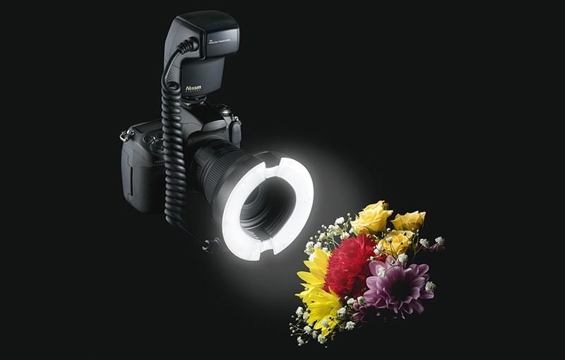 Flashes para fotografía macro