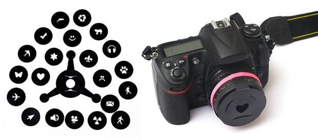 Kit Bokeh de DIY Photography
