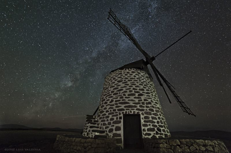 Fotografía nocturna José Luis Valdivia