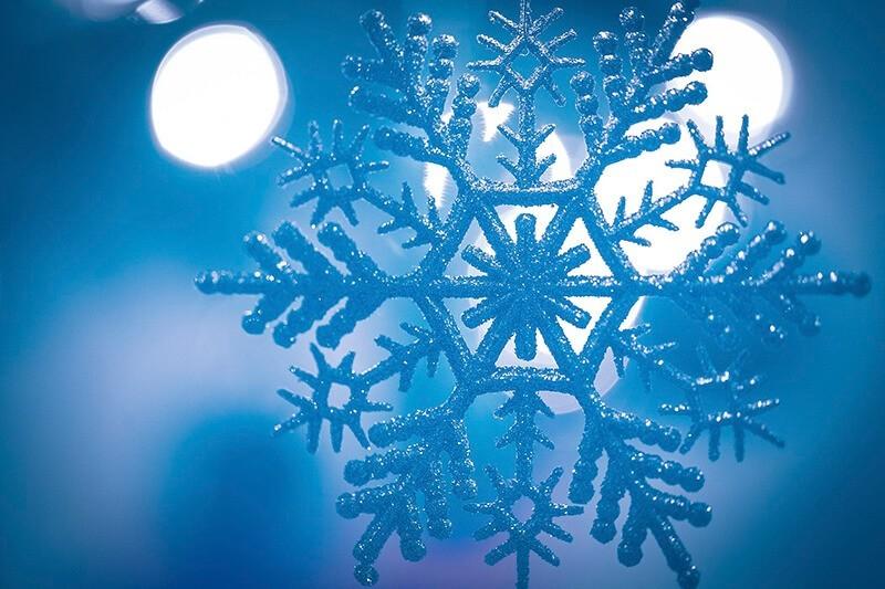 Forma de copo de nieve - Jason Devaun
