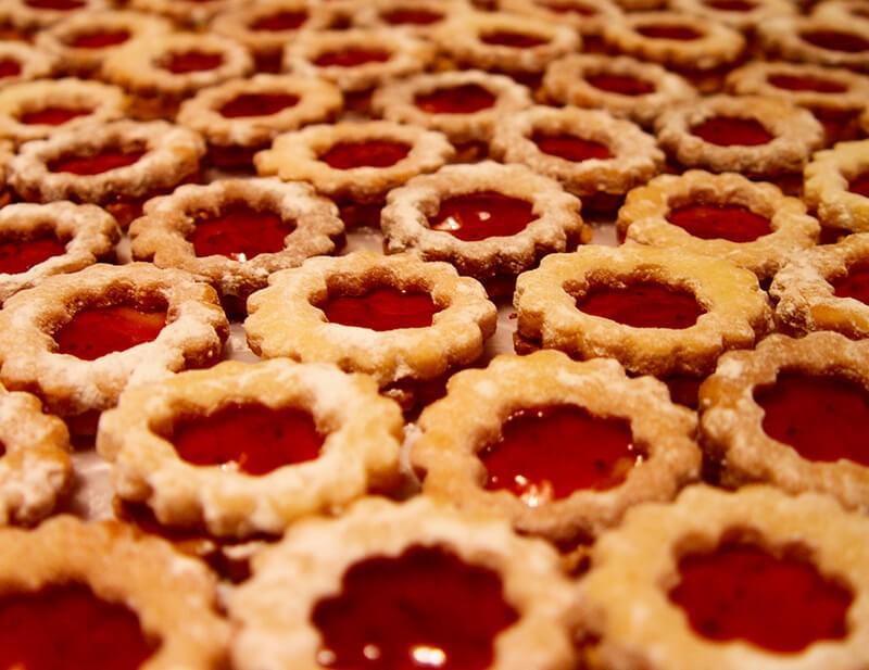 Deliciosos dulces de Navidad - Jiri Zraly