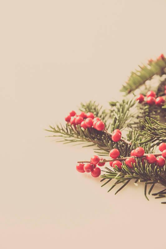 Símbolo navideño - Markus Spiske