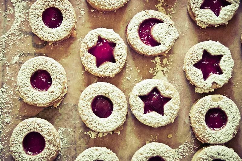Deliciosos dulces navideños - Markus Spiske
