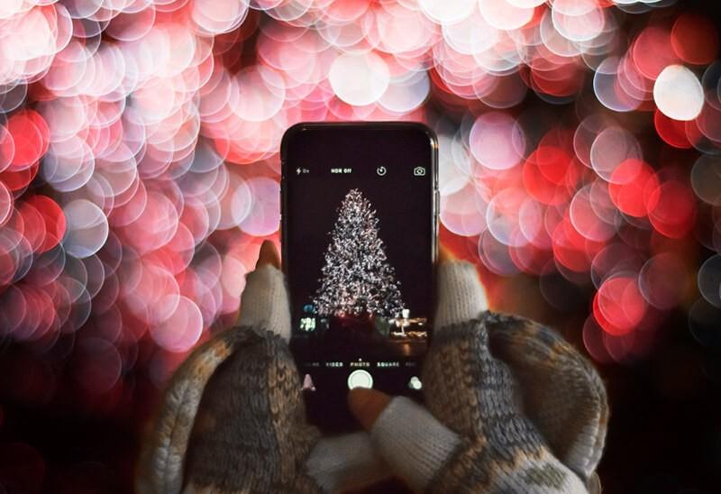 40 fotos de Navidad originales y creativas para inspirarte - Tim Snell