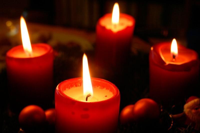 Iluminación con velas - Tim Westermayer