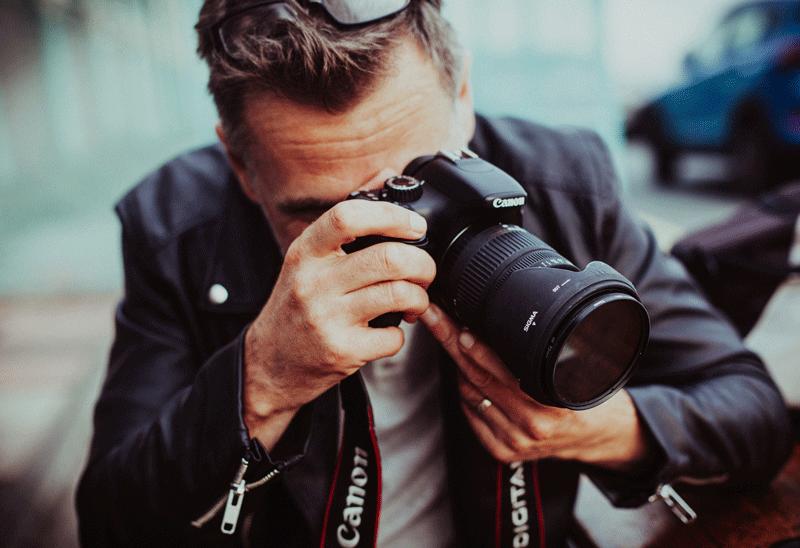 Regalos para fotógrafo aficionado
