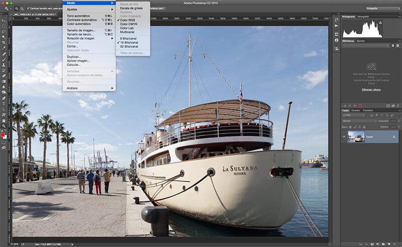 5 técnicas de enfoque con Photoshop para resaltar tus fotos: Color Lab