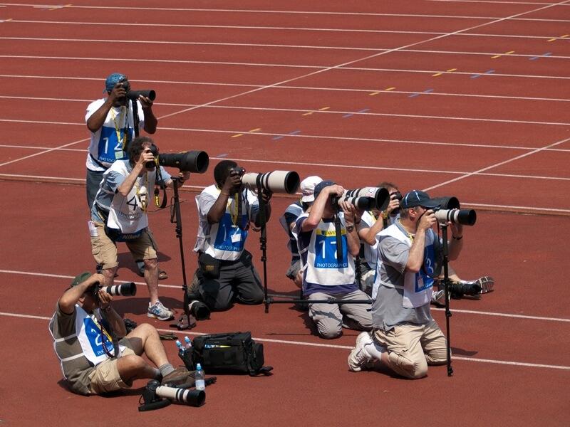 Cómo hacer fotografía de deportes: equipo y configuración