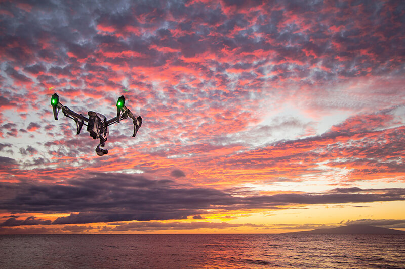 La photographie aérienne : qu'est-ce que c'est ? Quelques conseils pour se lancer - Photo : Shane Perry.