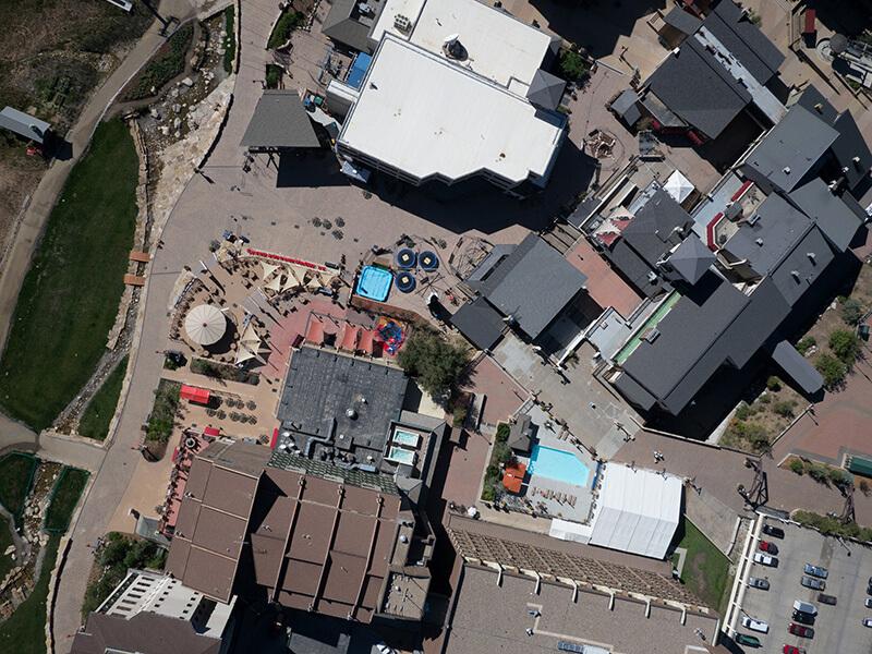 La photographie aérienne : qu'est-ce que c'est ? Quelques conseils pour se lancer - Photo : Cedar Beauregard.