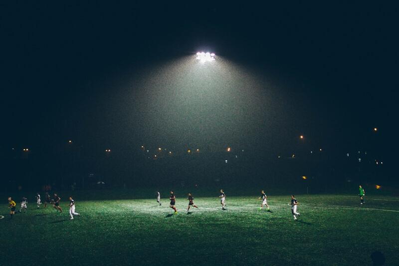 Cómo hacer fotografía de deportes: preparación y estilo. Foto: Abigail Keenan