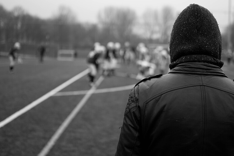 Cómo hacer fotografía de deportes: preparación y estilo