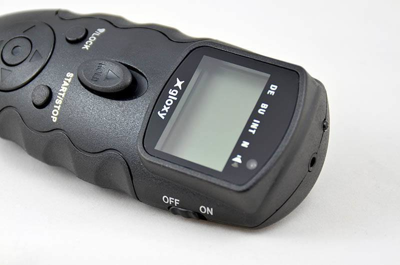 télécommande intervallomètre