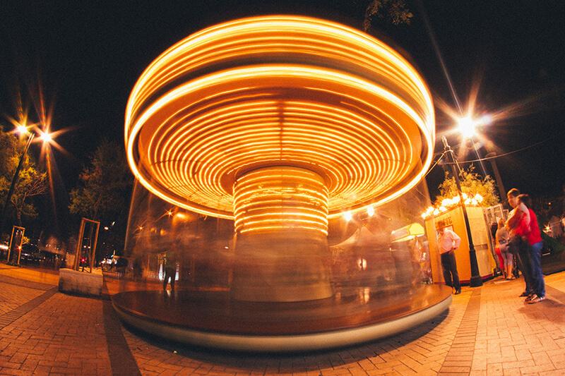 30 photos étonnantes réalisées avec un objectif fish eye. Leo Hidalgo
