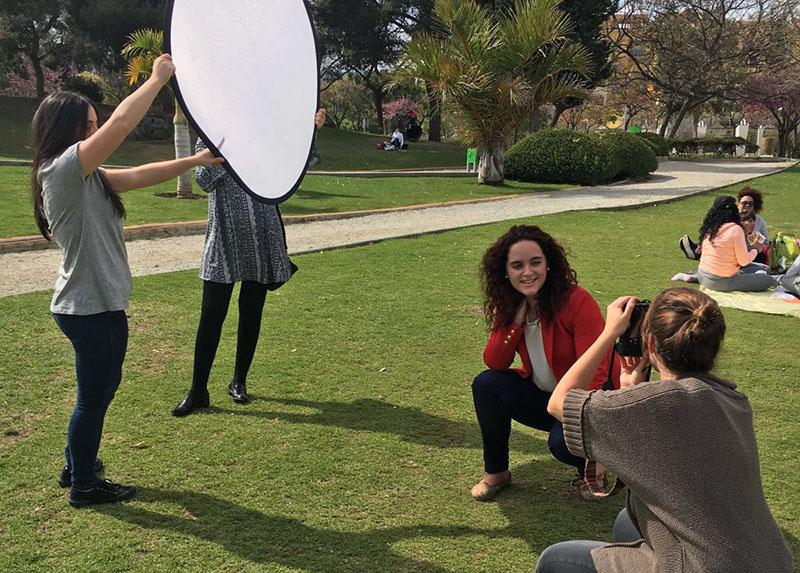 Cómo Mejorar Tus Retratos En Exterior Con Un Reflector 5 En 1 Foto24