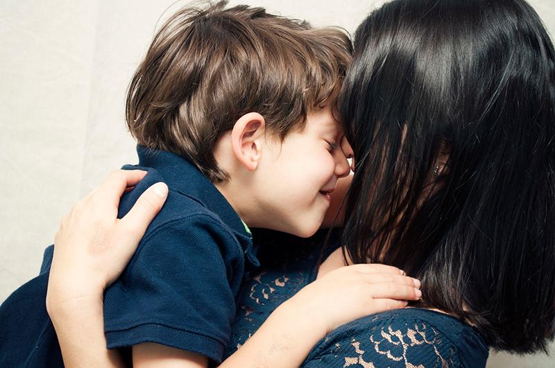 40 photos de mères et de leurs enfants tendres et émouvantes. Gabriela Pinto