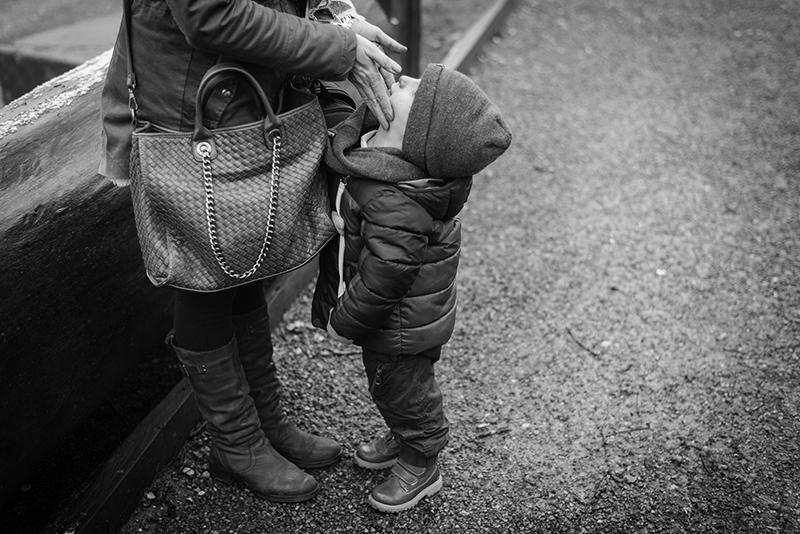 40 photos de mères et de leurs enfants tendres et émouvantes. Giorgio Minguzzi