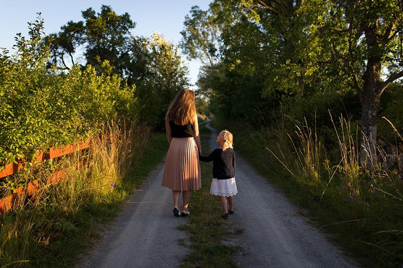 40 photos de mères et de leurs enfants tendres et émouvantes. Jon Ottosson