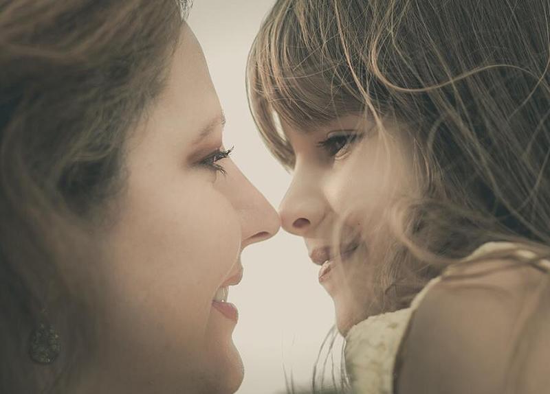 40 photos de mères et de leurs enfants tendres et émouvantes. Mateus Lunardi Dutra