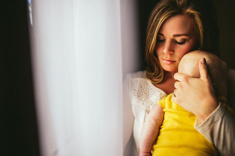 40 photos de mères et de leurs enfants tendres et émouvantes. Sarah Graybeal