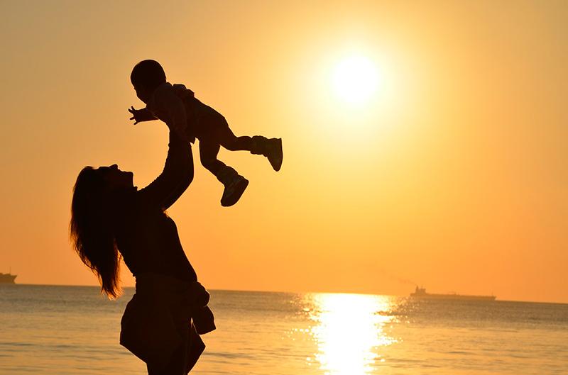 40 photos de mères et de leurs enfants tendres et émouvantes. Vania Raposo