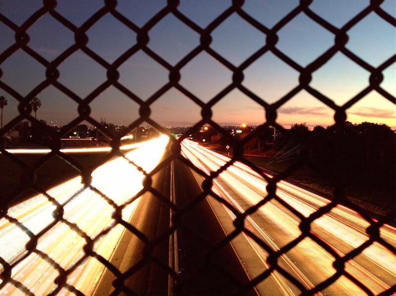 5 consejos para fotografiar las estelas de luz de los coches. Iamrubenjr