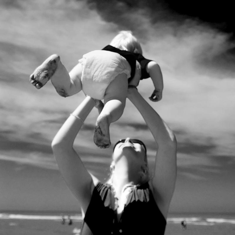 40 photos de mères et de leurs enfants tendres et émouvantes. Maessive