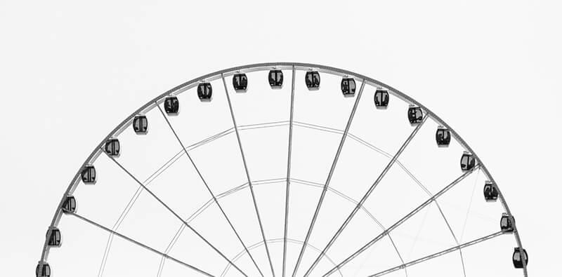 Les clés pour maîtriser le langage visuel de vos photos : la symétrie