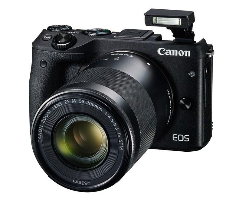 Cámara CSC Canon EOS M3