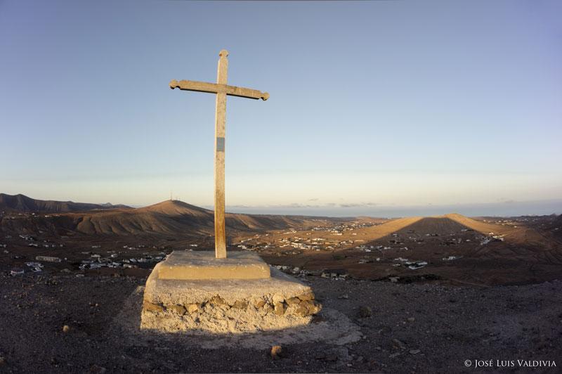 Fotografía de la Cruz de San Andrés hecha por José Luis Valdivia con Sony NEX 5N