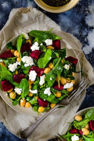 Fotos de comida - ensaladas