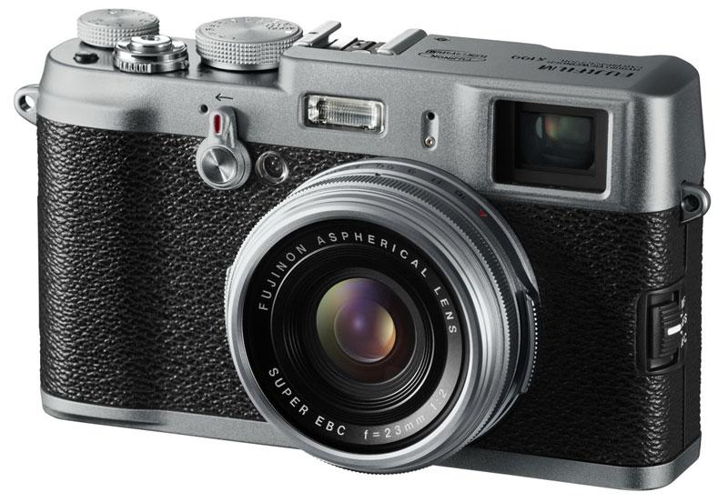 Fujifilm X100 cámara EVIL compacta