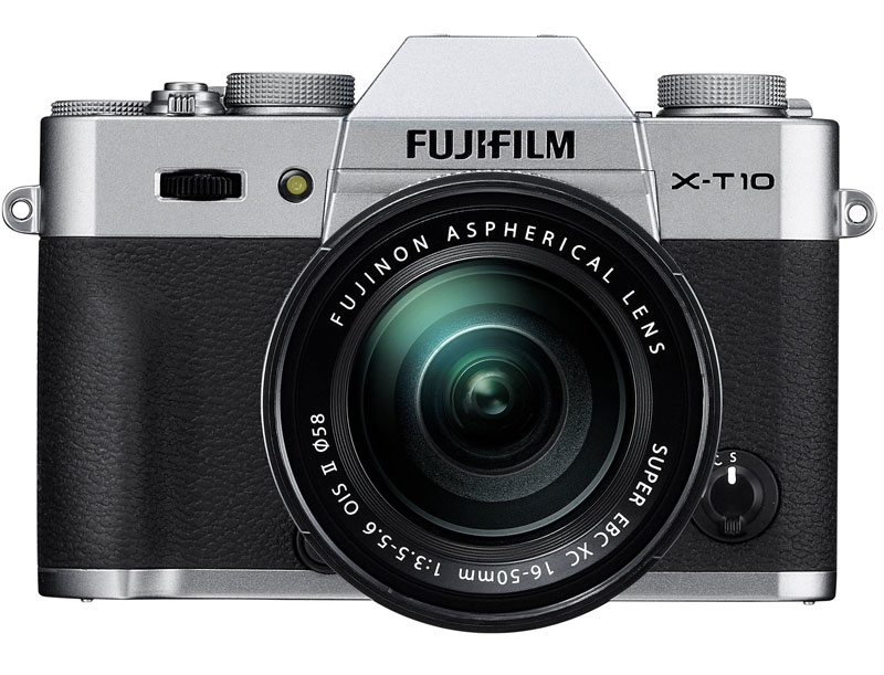Cámara CSC Fujifilm X-T10