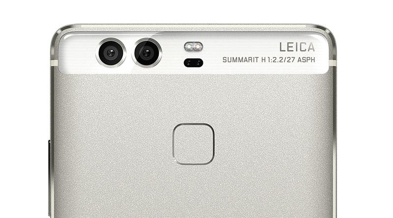 Huawei P9 con cámaras hechas por Leica