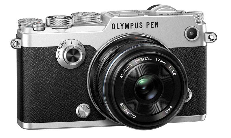 Olympus PEN F, cámara EVIL