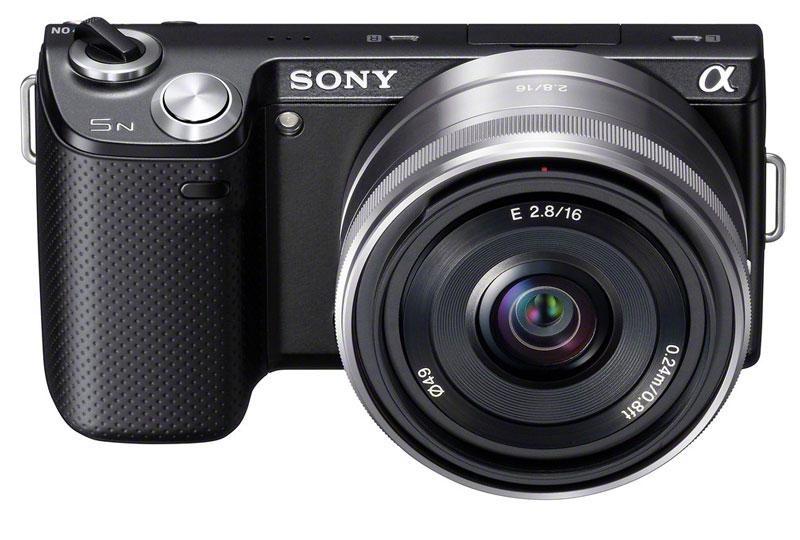 Cámaras sin espejo Sony NEX 5N