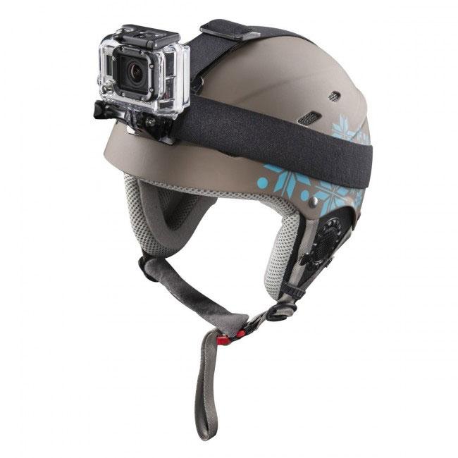 Correa de casco para GoPro