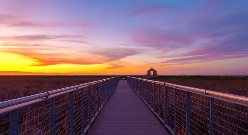 Astuces pour photographier le lever et le coucher du soleil