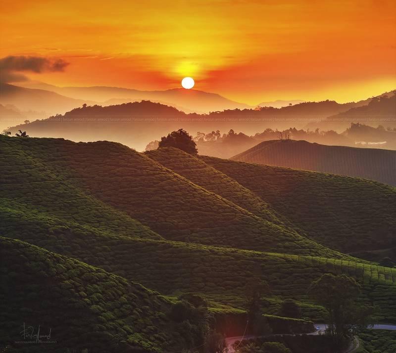 Parvenir à photographier le lever et le coucher du soleil