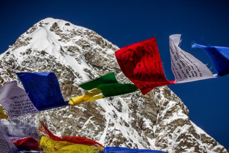 Voyager à l'Himalaya : le Kala Patthar
