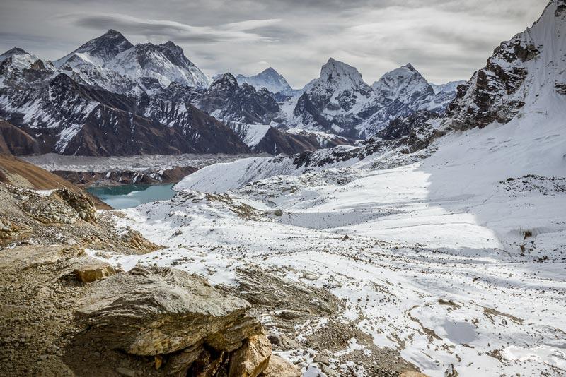 Voyager à l'Himalaya : Le passage de Renjo La