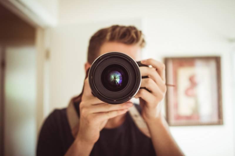 Photos de fête : une photo de vous