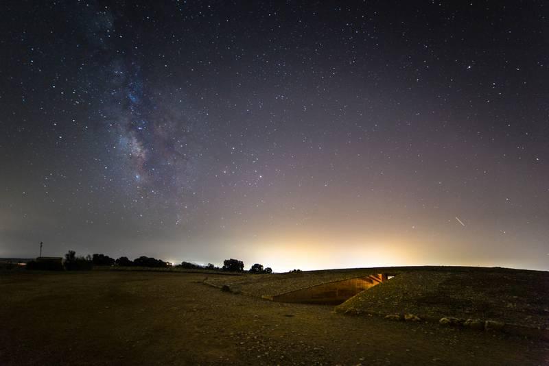 Fotografías de cielo nocturno